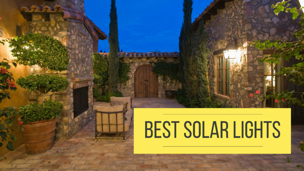 Best Solar Enabled Outdoor Lights For Home