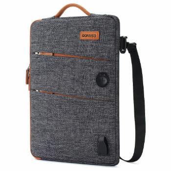 DOMISO Waterproof Laptop Sleeve for MacBook Pro