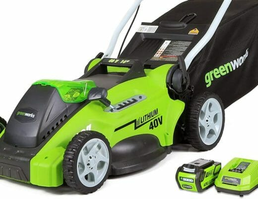 Greenworks 40V Cordless Lawn Mower To Effortlessly Mow Your Lawn