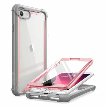 iBlason Ares Clear Series Designed for iPhone SE 2