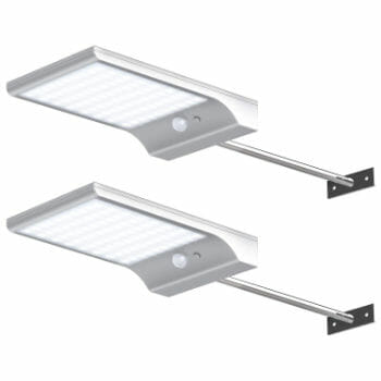 InnoGear Solar Gutter Lights For Walls