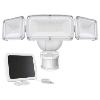LEPOWER Motion Detected Security Lights Outdoor