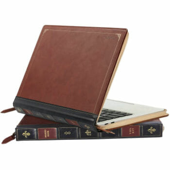 MOSISO Book Look Like Laptop Sleeve