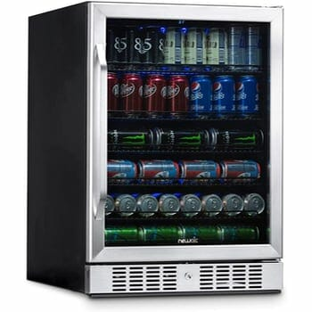 NewAir Beverage Cooler For Porch Or Outdoors