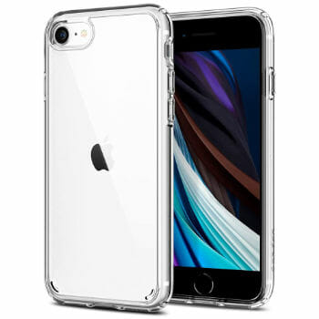 Spigen Ultra Hybrid Case for iPhone SE 2