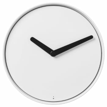 STOLPA Wall Clock With Unique Design