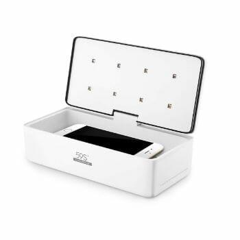 59S UV Sanitizer Box For Smartphones
