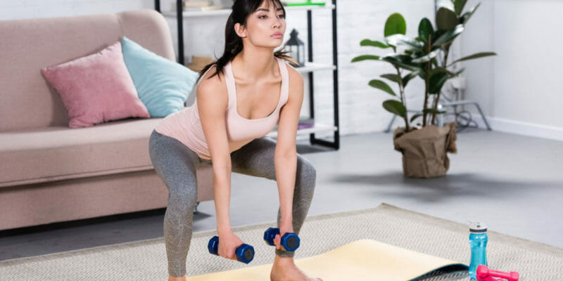 Best Home Fitness Equipment For Exercise at Home