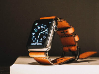 Best Leather Bands For Apple Watch