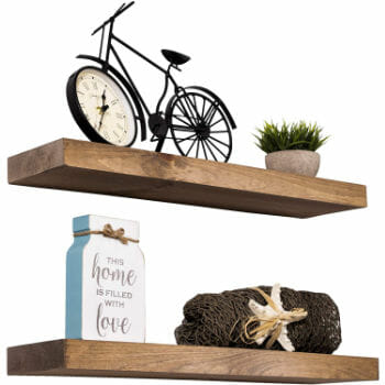 Imperative Floating Shelves Home Office Decor Items