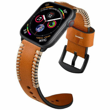 Kartice Leather Bands For Apple Watch