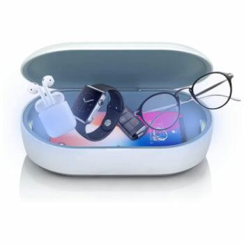 Lambor Studios Portable UV Sanitizer For Home