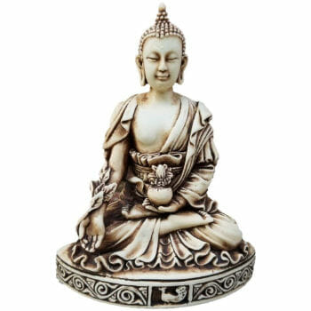 Meditating Buddha Statue For Home Office Decorations