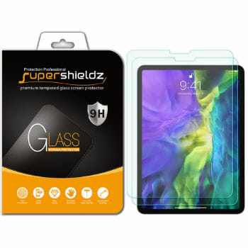 Supershieldz Screen Protector For Apple iPad Pro 2020 Edition