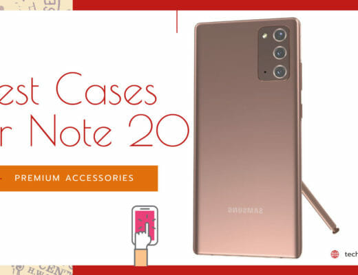 Best Cases To Buy For Samsung Galaxy Note 20