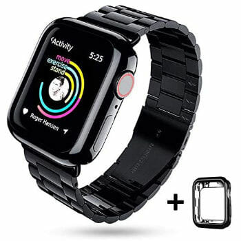 Epuly Stainless Steel Wristband For Apple Watch
