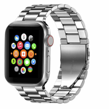 Fitlink Stainless Steel Apple Watch Band