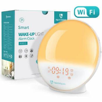 Heimvision Sunrise Bedside Alarm Clock