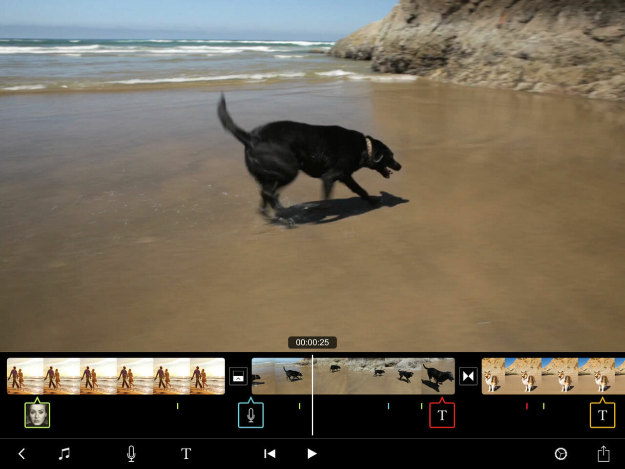 Filmmaker Pro App To Create Sharable Video