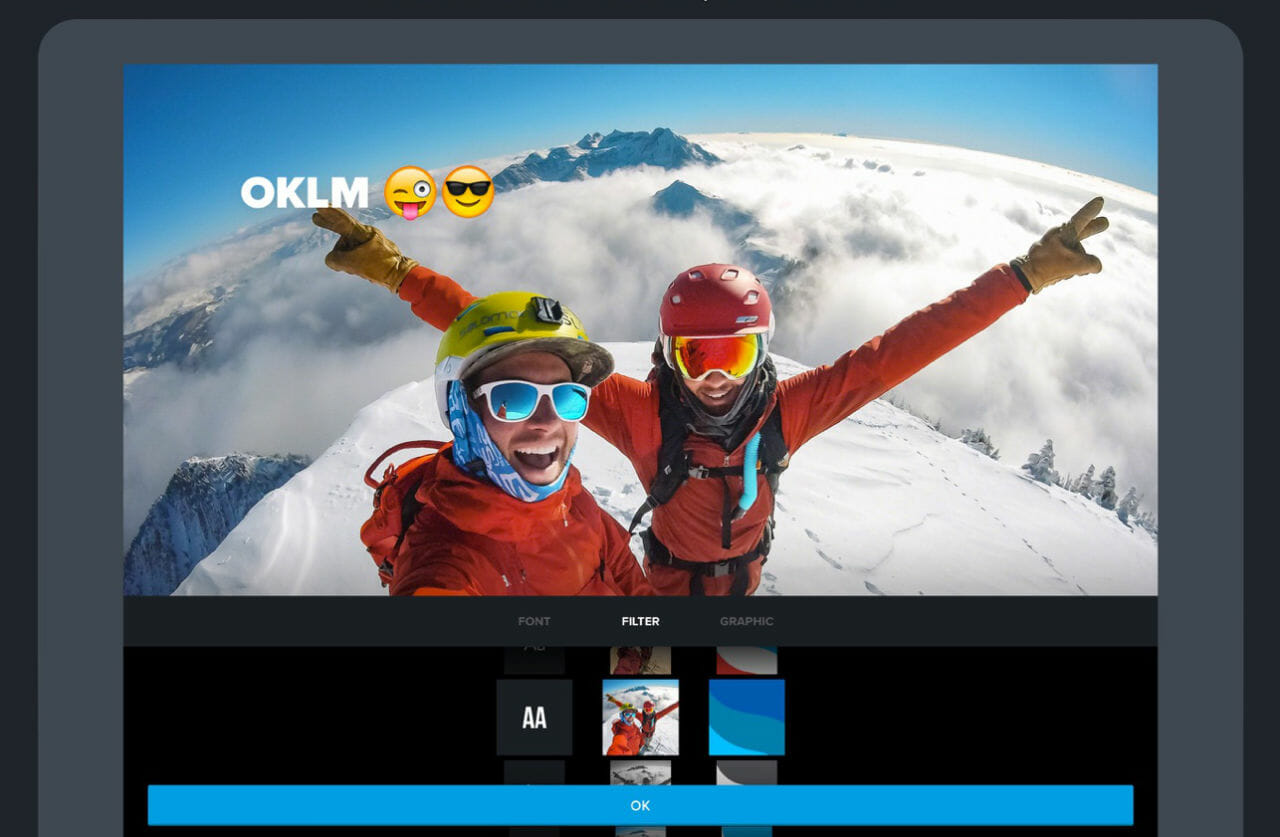 Quik App From GoPro Sharable Video