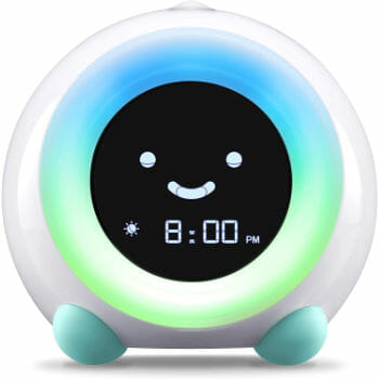 LittleHippo Mella Alarm Clock For Kids