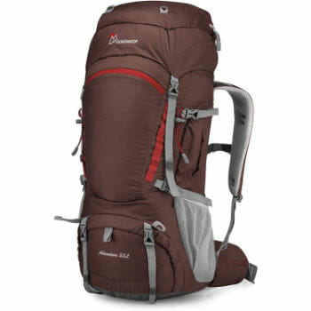 Mountaintop Camping Backpack