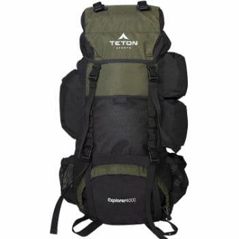 TETON Sports Explorer Hiking Backpack