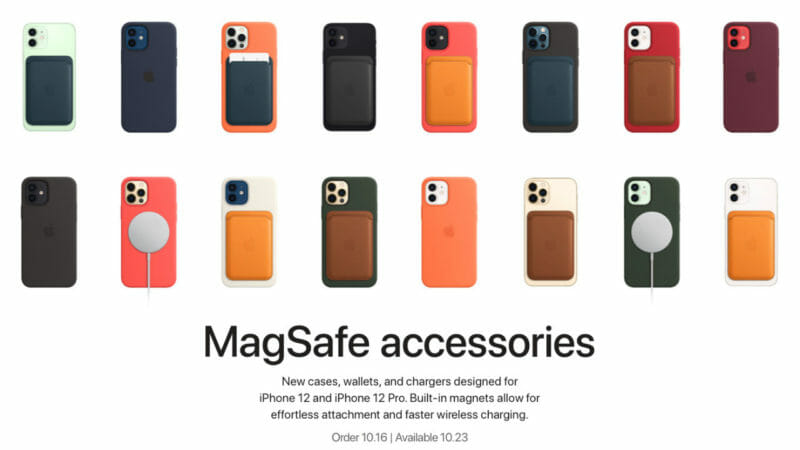 MegSafe Accessories For iPhone 12