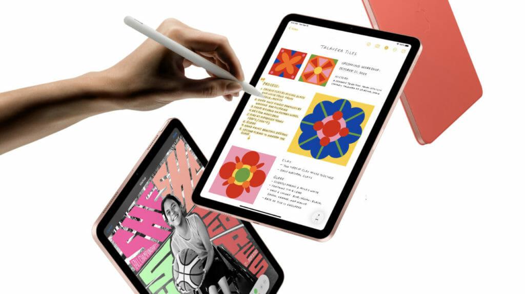 iPad Air 4th Generation Device