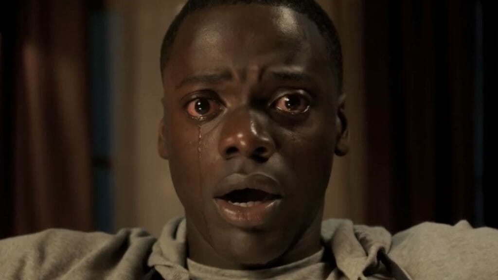 Get Out Horror Movie Screencaps