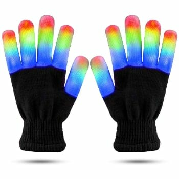 LED Gloves To Pair With Your Tech Halloween Costumes