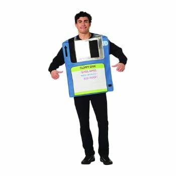 The Floppy Disk Costumes For Halloween