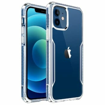 TiMOVO Clear Case For iPhone 12