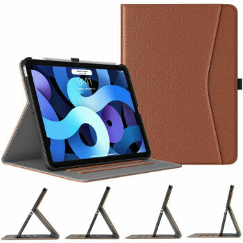 TiMOVO Leather Case For iPad Air 4th Generation