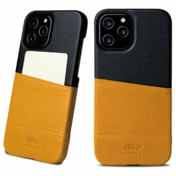 Alto Wallet Slim Leather Cases For iPhone 12 Pro