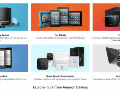 Amazon Device Sale On This Black Friday