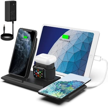 NANAMI Qi Wireless Charging Stand