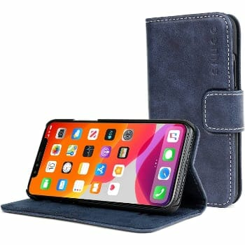 Snugg Leather Cases For iPhone 12