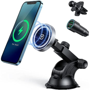 UUTO Car Wireless Charger For iPhone 13