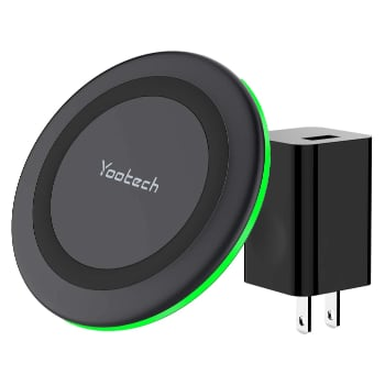 YooTech Wireless Charging Pad for iPhone