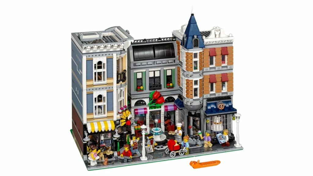 LEGO Assembly Square Set