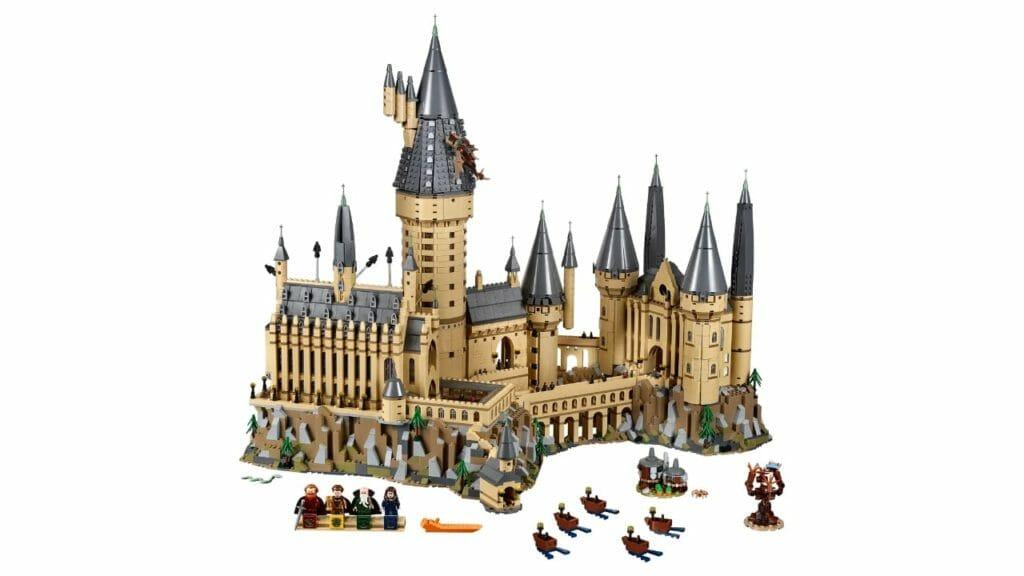 LEGO Harry Potters Hogwarts Castle 6000 Pieces