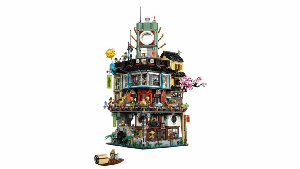 LEGO Ninjago City Set