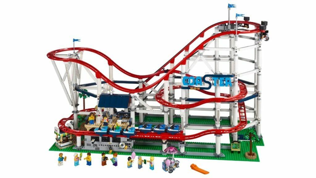 LEGO Roller Caster Set