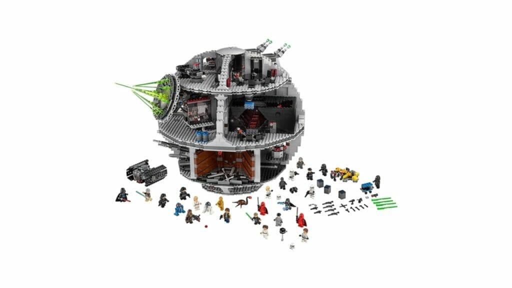 LEGO Star Wars Death Star Replica Set
