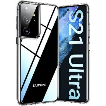 TORRAS Diamonds Case Designed For Galaxy S21 Ultra 5G