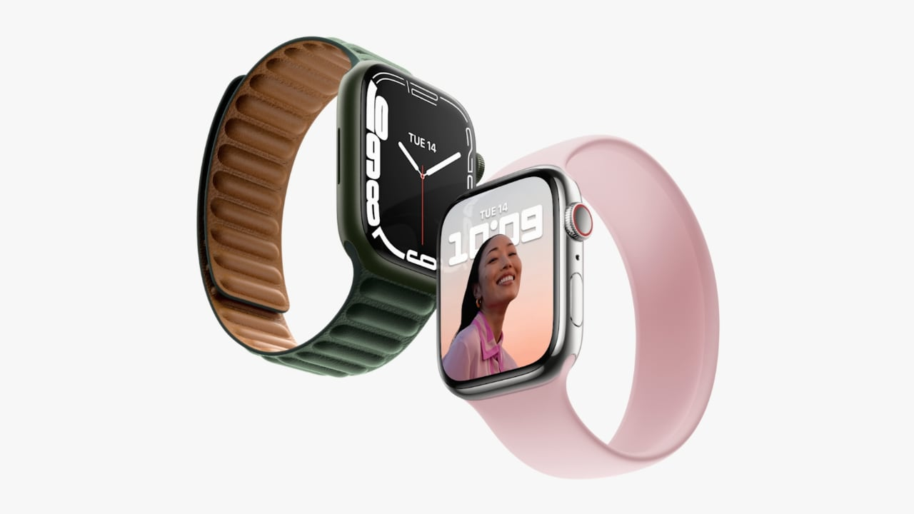 apple watch 7 new colors launch